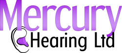 mercury hearing logo